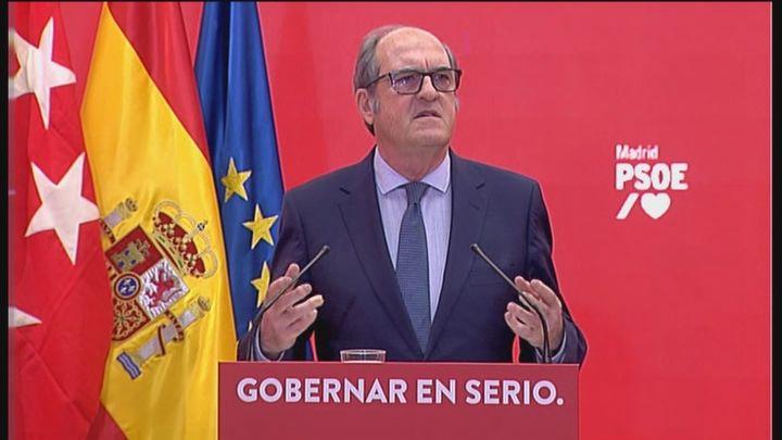 """Gabilondo presenta su campaña: """"Soy un verso suelto de izquierdas"""""""