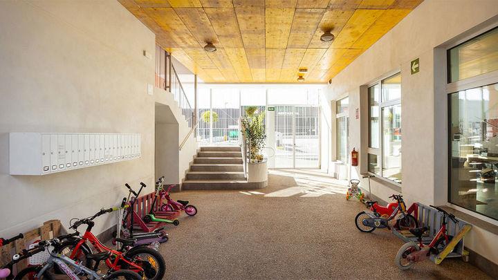 Vivir en Madrid en un piso sostenible, colaborativo y en derecho de uso ya es una realidad