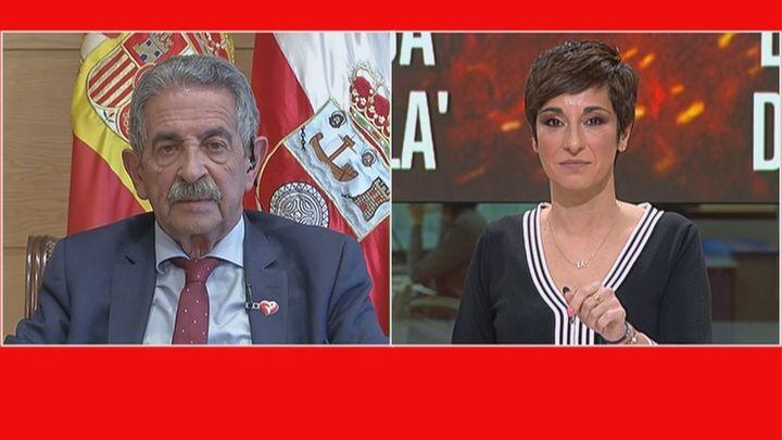 """Revilla responde tras ser 'cazado' hablando de Madrid: """"Era una opinión personal"""""""