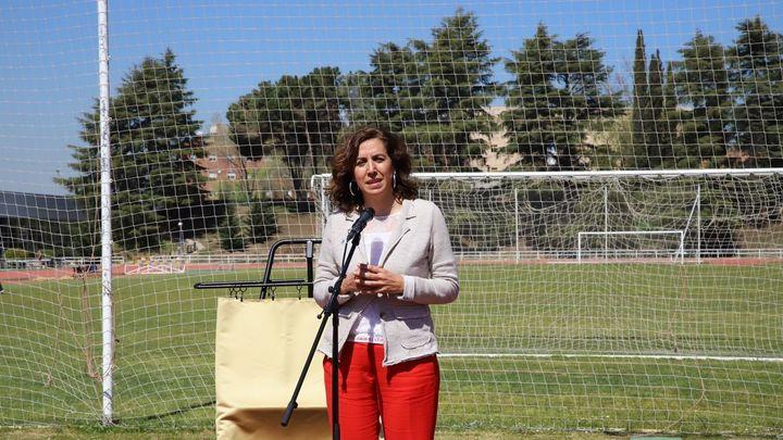 Irene Lozano deja el CSD para ir  en la lista de Gabilondo a la Comunidad de Madrid