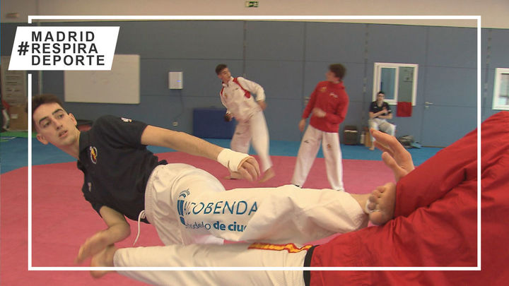 Jesús Tortosa, a por medalla olímpica en taekwondo