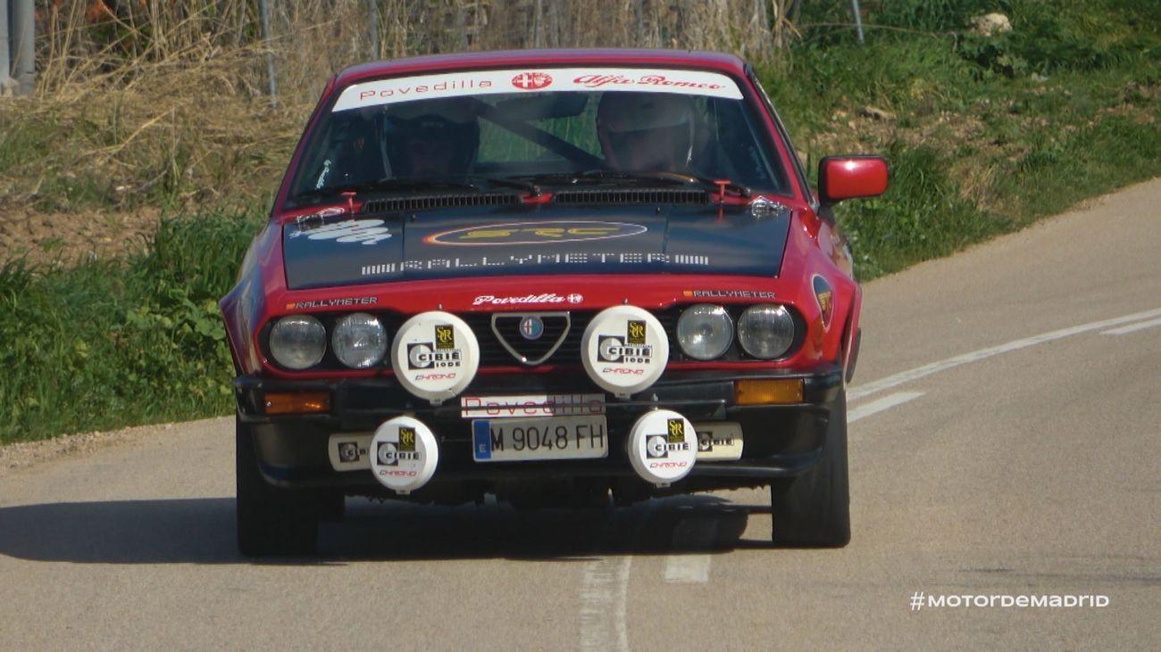 V RallySprint de Valdelaguna, todo un clásico