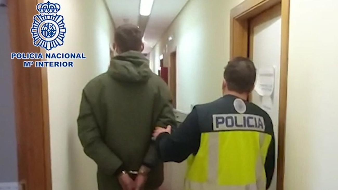 Detenido 'el Ruso', hermano de 'el Goyito', tras una persecución policial en Alcobendas