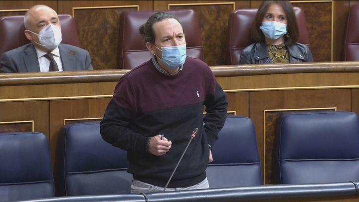 Iglesias deja el escaño con una denuncia a Egea ante la Fiscalía Anticorrupción