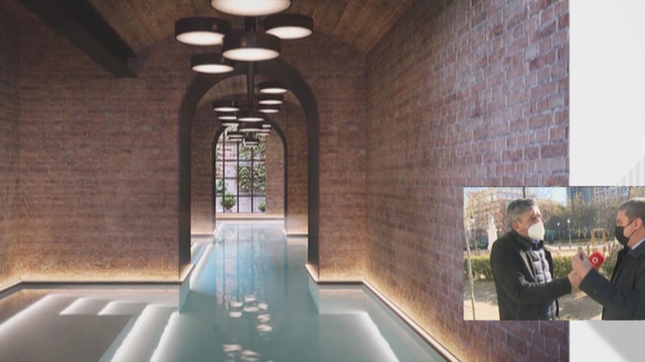 Conocemos el edificio más caro y lujoso de Madrid