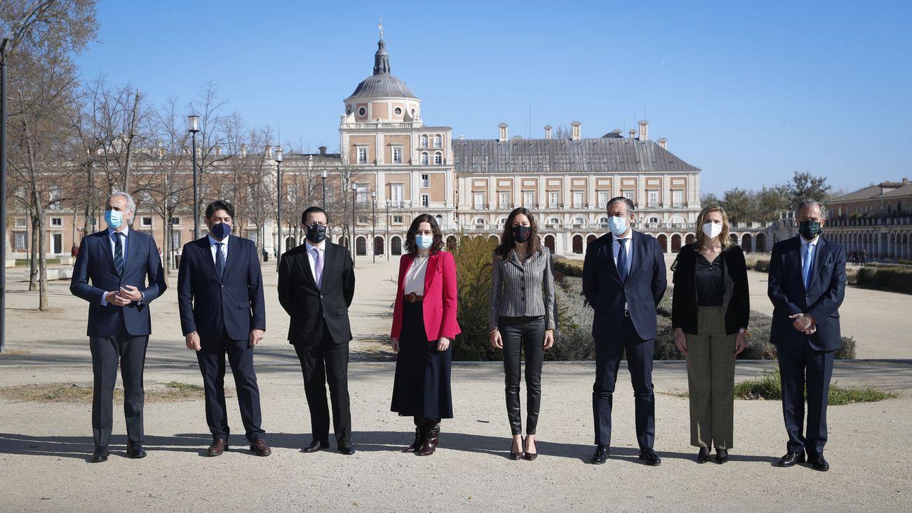 La Comunidad aprueba nuevas inversiones en infraestructuras, vivienda y equipamientos en Aranjuez
