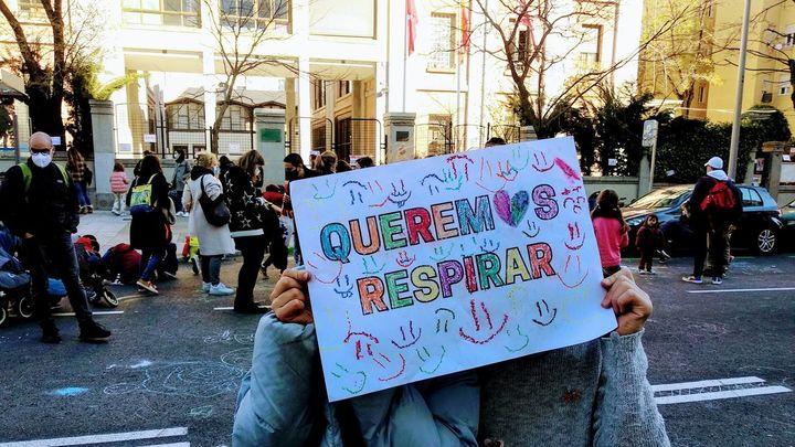 La 'Revuelta Escolar' se extiende a 15 colegios de la capital este jueves
