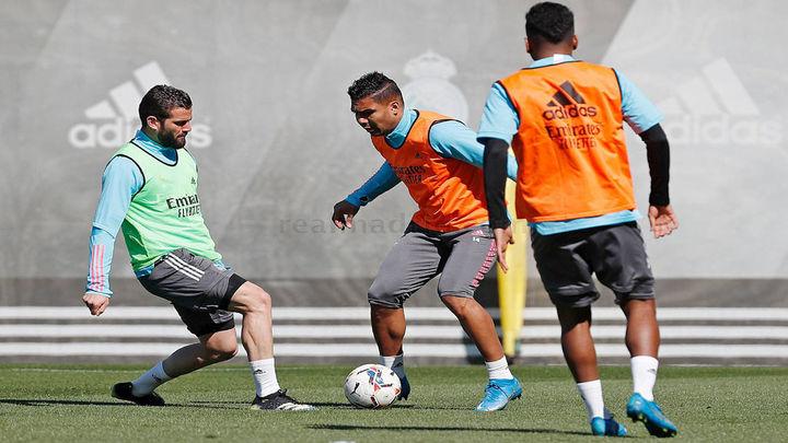 Benzema, Casemiro y una 'minipretemporada'