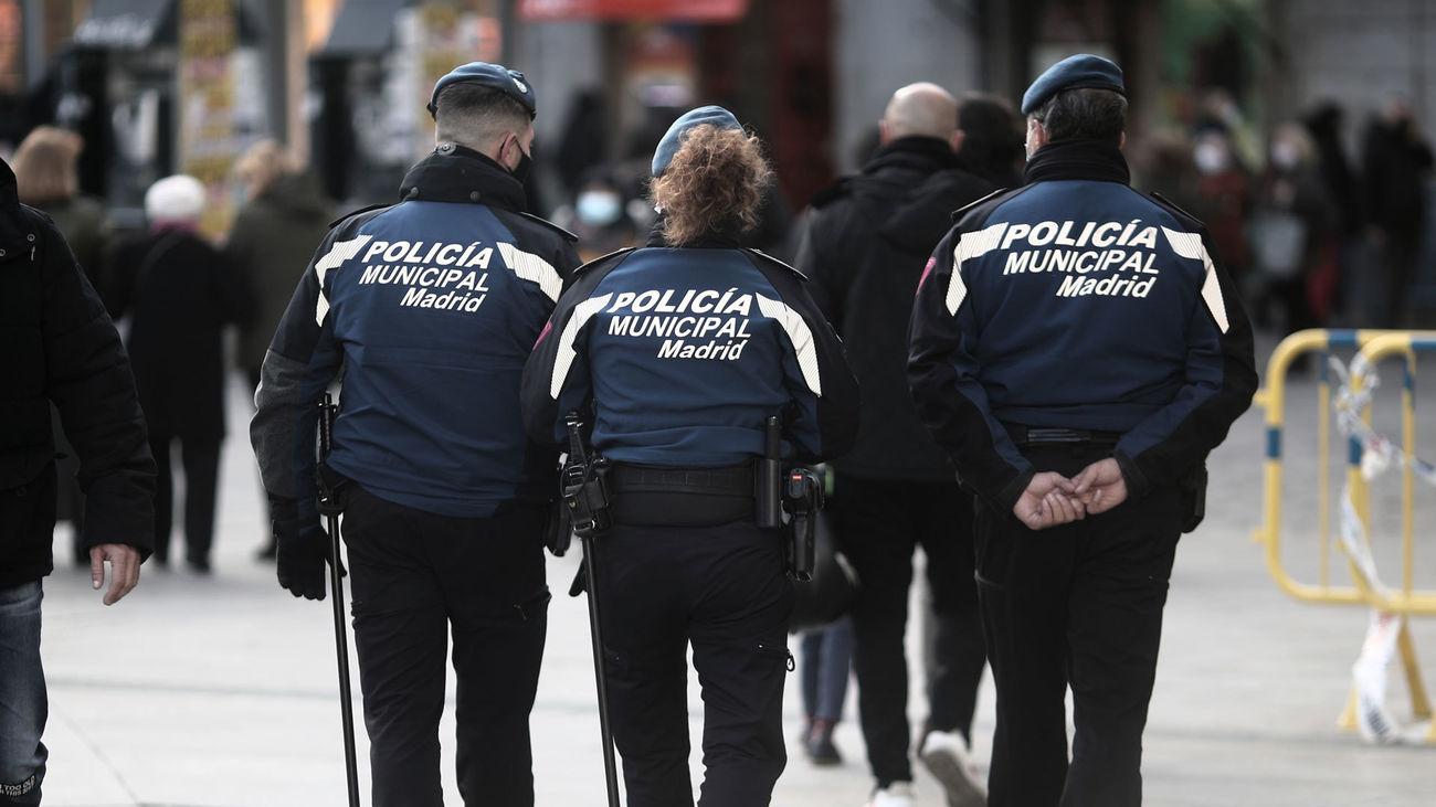 El centro de Madrid repite en Semana Santa las aglomeraciones de Navidad