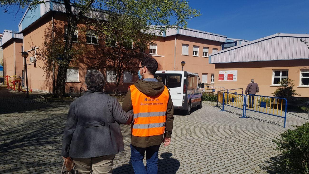 Leganés amplía el servicio de acompañamiento ante el aumento de la demanda por la pandemia