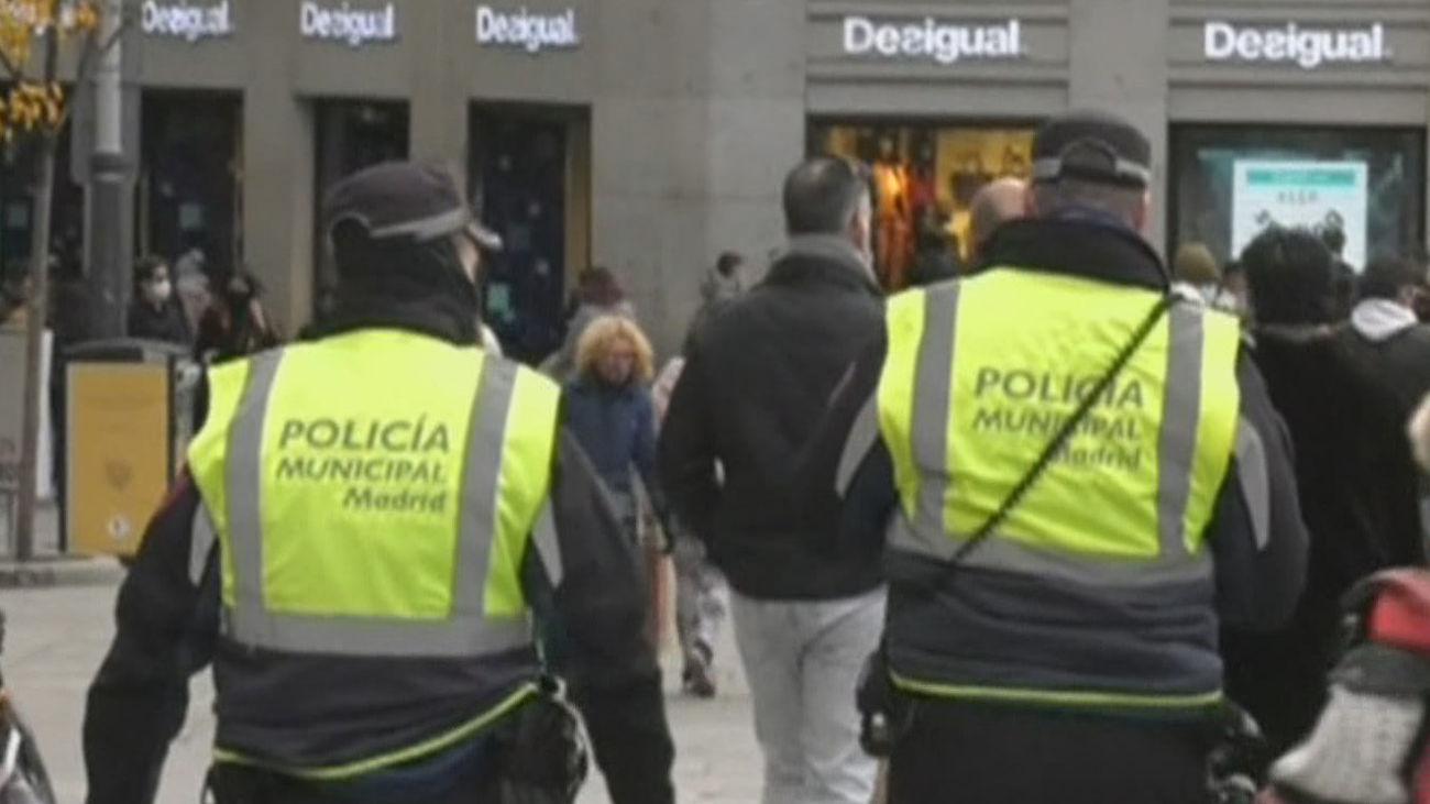 Plan de Madrid contra aglomeraciones en Semana Santa con controles en lugares de culto, calles comerciales  y parques