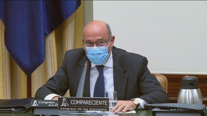 Pérez de los Cobos y Rufián miden sus fuerzas en la comisión Kitchen del Congreso