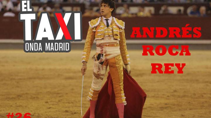 El Taxi de Andrés Roca Rey