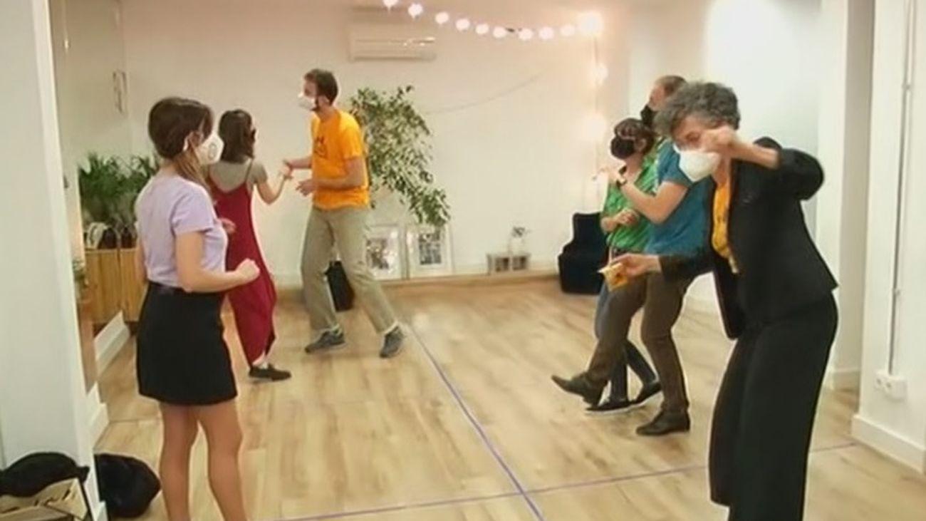Bailar swing en Madrid ¡con todas las medidas sanitarias!