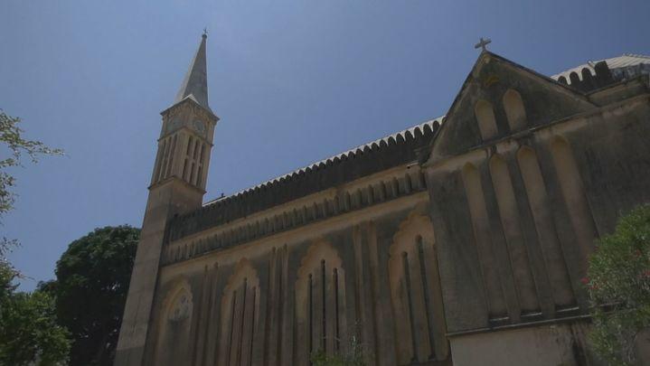 Zanzíbar fue el lugar perfecto para la compra y venta de esclavos por su situación