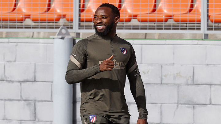 """Dembélé retoma el trabajo: """"De vuelta, fue más miedo que daño"""""""