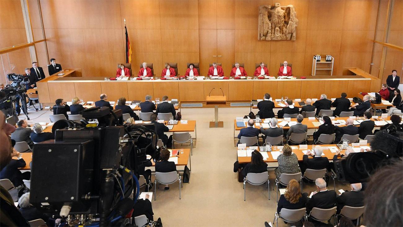 El Constitucional alemán complica el desembolso de los fondos europeos antes del verano