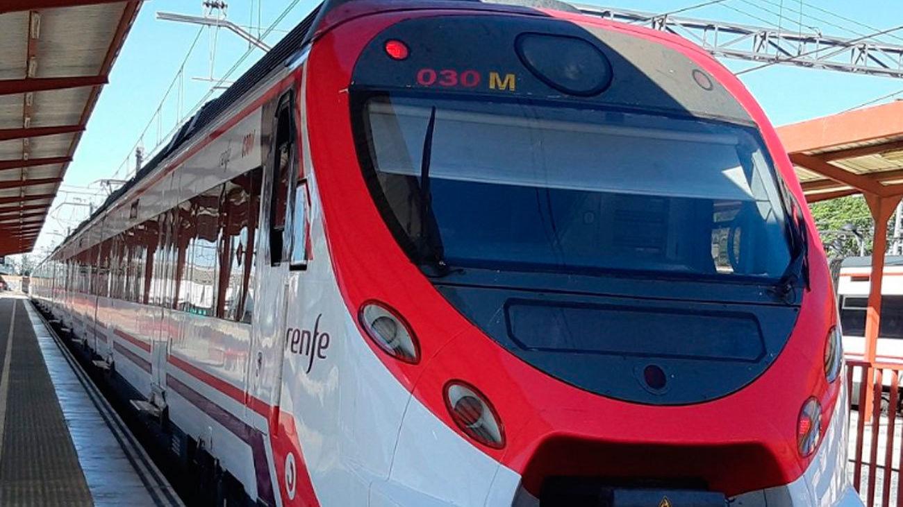 La renovación del túnel de Cercanías en Getafe de realiza para evitar vibraciones