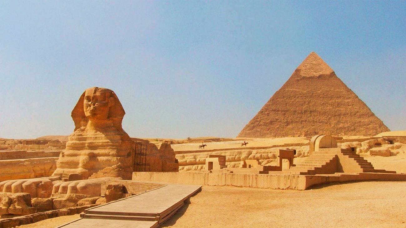 Egipto, uno de los destinos virtuales propuestos por Mejorada del Campo