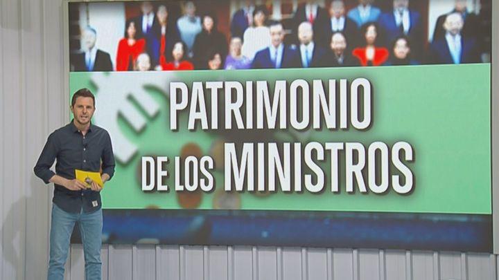 Este es el patrimonio de los miembros del Gobierno: Manuel Castells es el que más posee