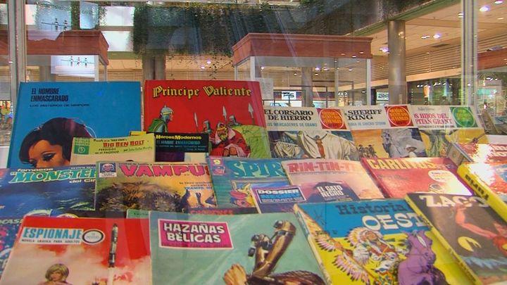 La exposición madrileña para los amantes de los cómics
