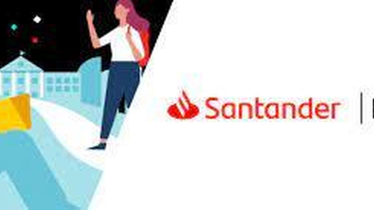 Santander Universidades enseñará a 1.500 jóvenes universitarios técnicas en la búsqueda de empleo
