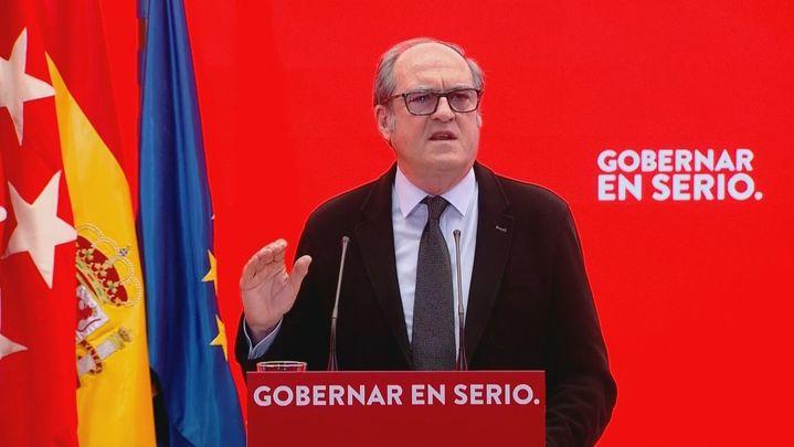 """Gabilondo llama a la movilización para cambiar de gobierno """"sin extremismo"""""""