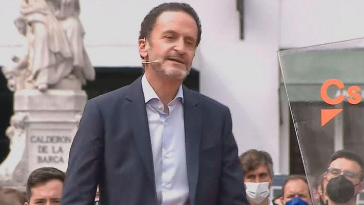 """Bal: """"No gobernarán ni Podemos, ni Vox ni 'Más Podemos'"""""""