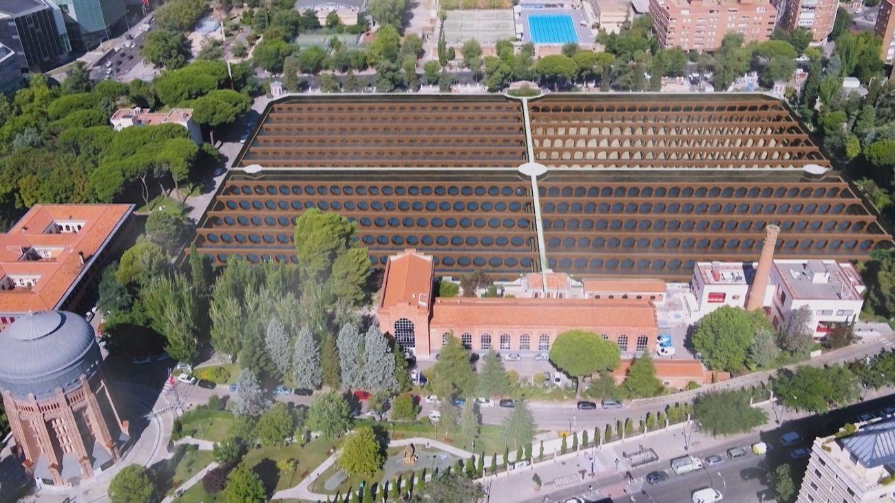 ¿Qué supuso la construcción del Canal de Isabel II para Madrid?