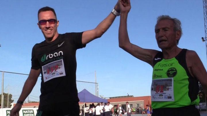 Manuel Alonso también logra el récord del mundo de 1.500