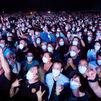 Love of Lesbian protagoniza en Barcelona el primer concierto masivo sin distancias