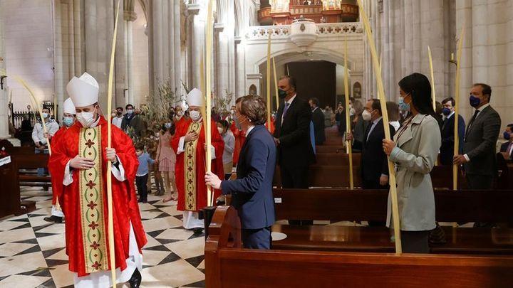 Santa Misa de Domingo de Ramos desde La Almudena
