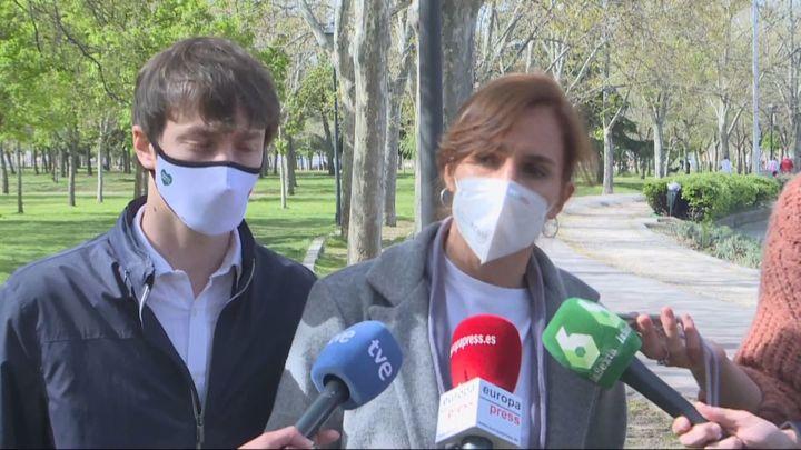 Mónica García acusa a Ayuso de estar invocando la cuarta ola