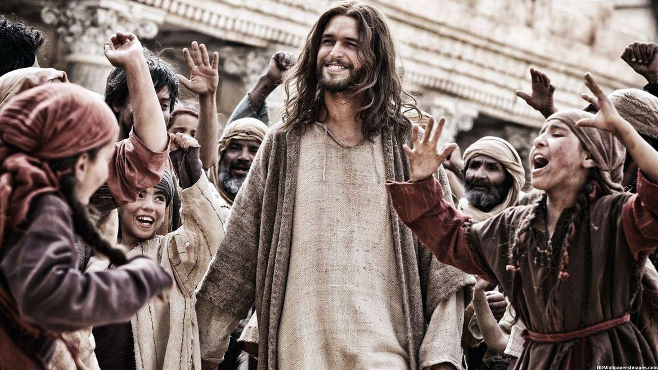 Telemadrid emitirá la superproducción 'La Biblia' el Jueves y el Viernes Santo.