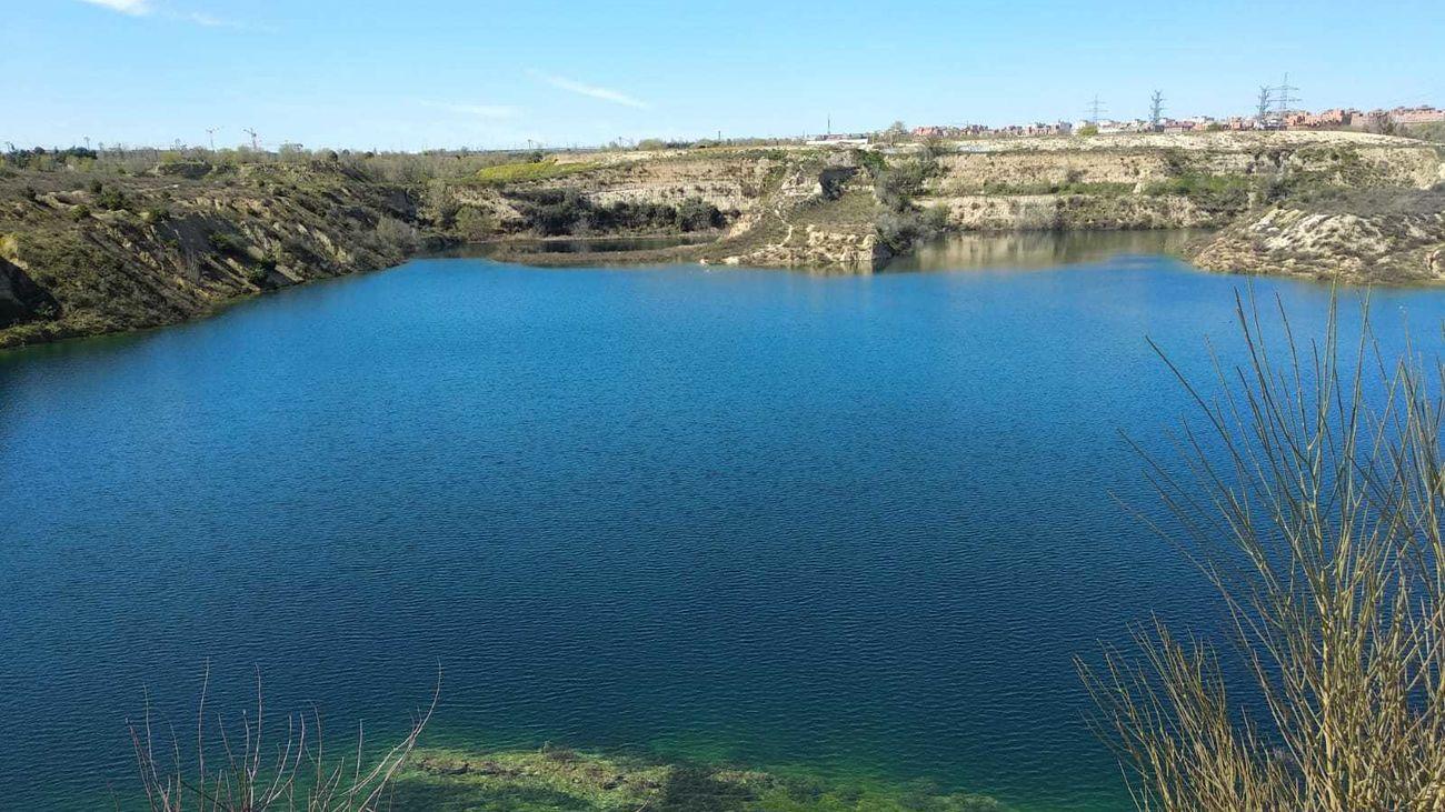 Las lagunas de Ambroz, en San Blas, podrían integrarse en el Bosque Metropolitano