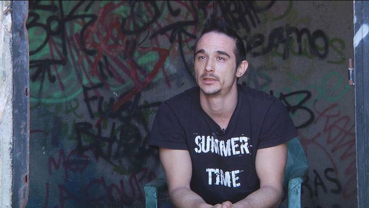"""Entrevista en exclusiva en Telemadrid con 'Copito' antes de su detención: """"Empecé a robar a los 7 años"""""""