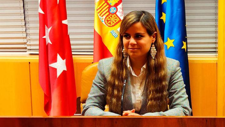 """La diputada Elena Brasero deja Ciudadanos Madrid y critica su """"despotismo"""""""