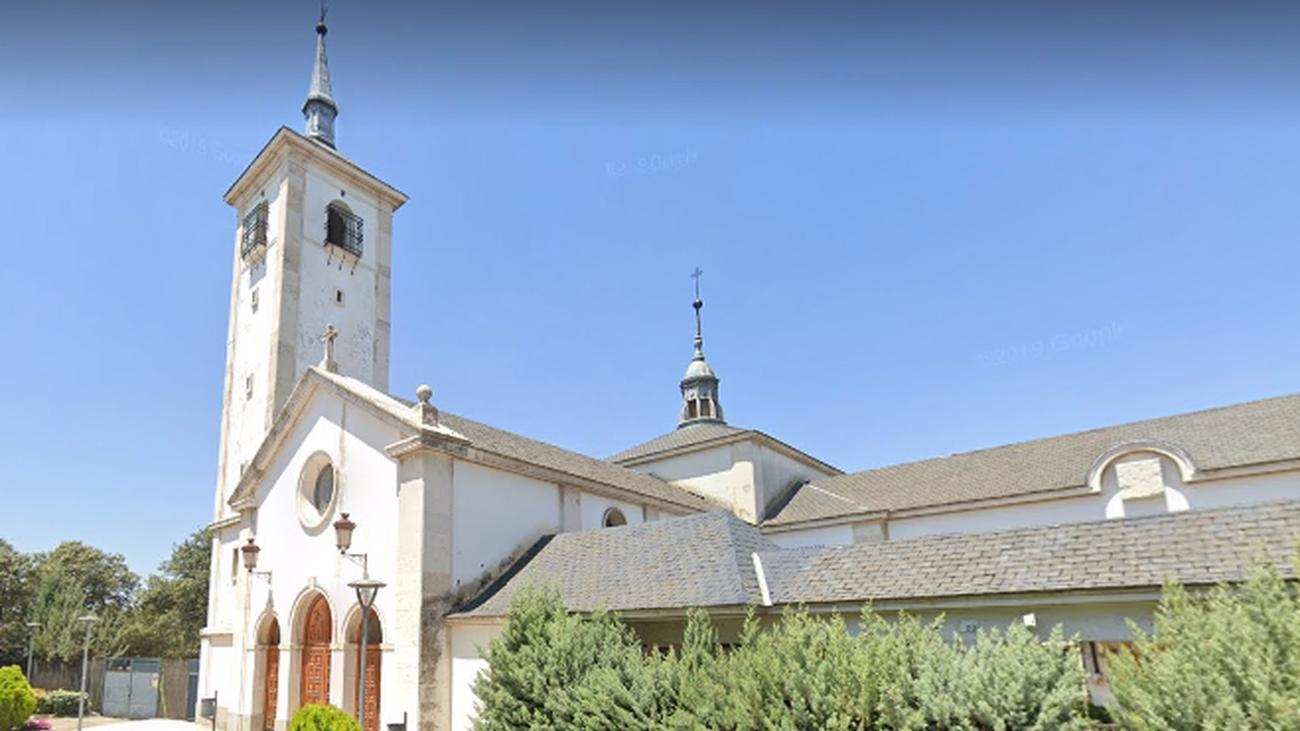Iglesia de las Esclavas de La Moraleja