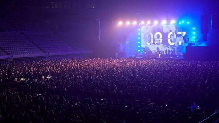 ¿Fue seguro el concierto de Love of Lesbian de Barcelona con test de antígenos y sin distancia?