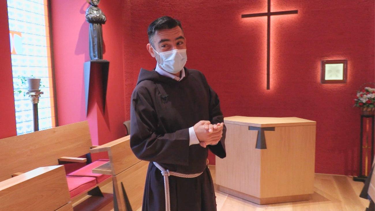 Así es el convento de los Capuchinos de Medinaceli por dentro