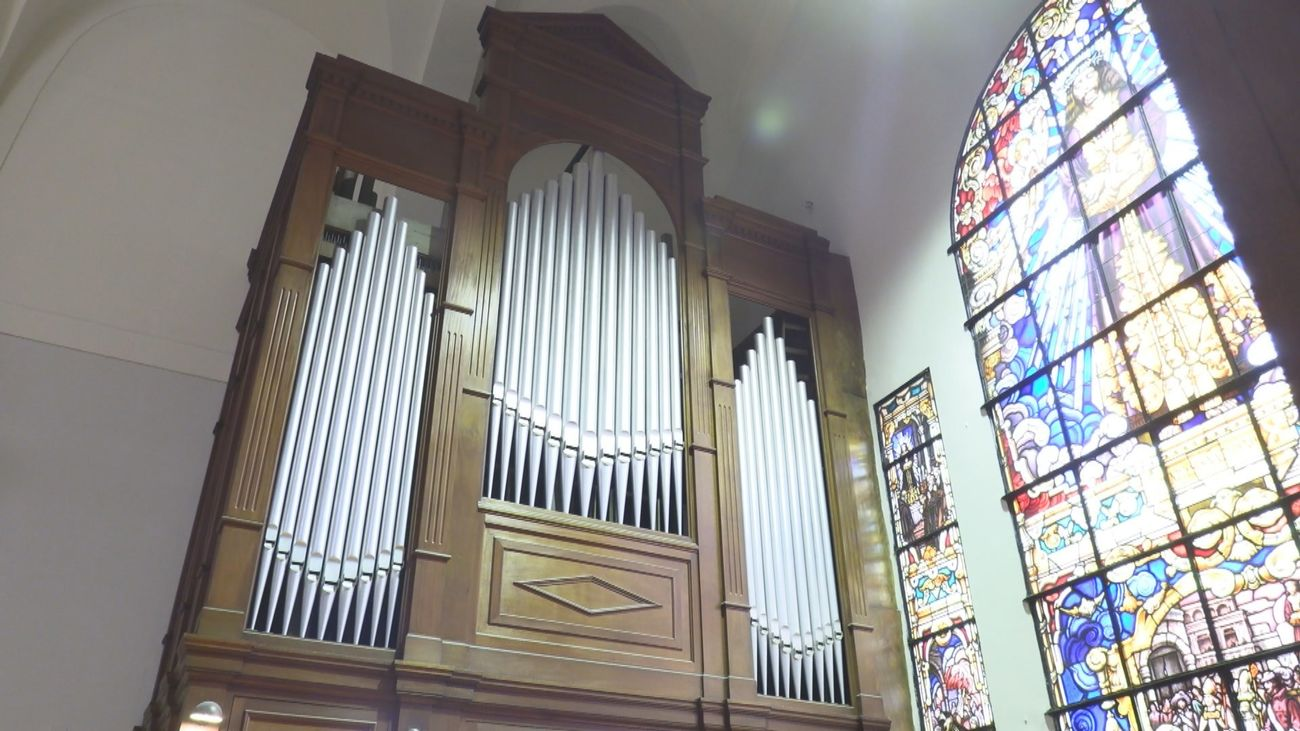 El secreto del órgano de la Basílica de Medinaceli