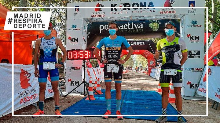 El Korona Triatlon Aranjuez, a punto de colgar el cartel de vendido