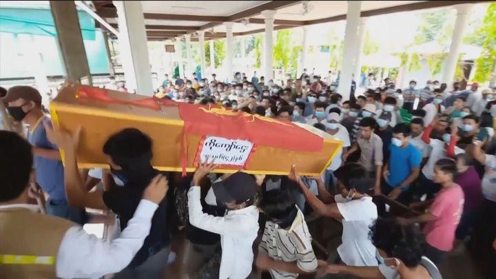 Los muertos en Birmania superan el medio millar tras las últimas matanzas