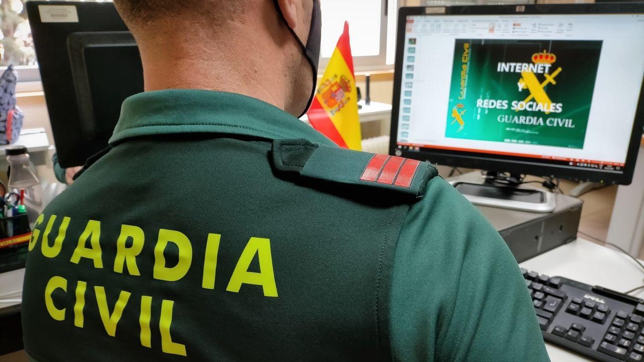 Detenido en Madrid por usurpar identidades para operar en la banca online