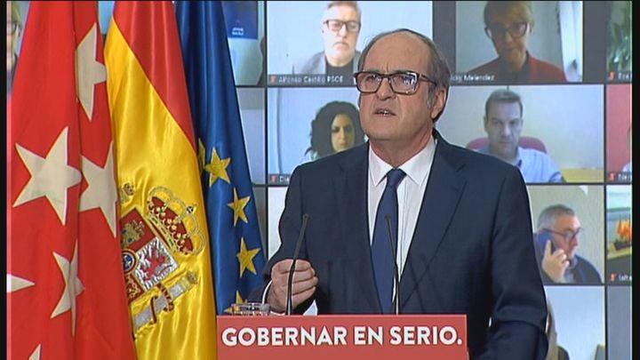 Ciudadanos y Podemos no creen las promesas de pactos del PSOE de Gabilondo