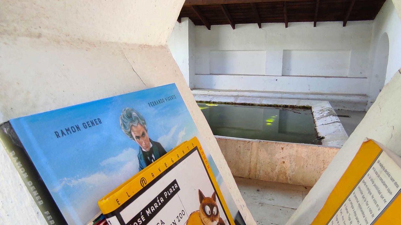 Villar del Olmo convierte el antiguo lavadero municipal en una biblioteca pública