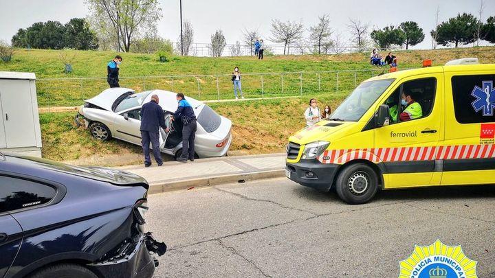 La Policía Local de Alcorcón realiza varias intervenciones relacionadas con tráfico y alcoholemia
