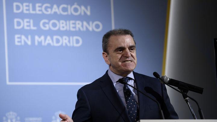 El adiós de José Manuel Franco como delegado del Gobierno