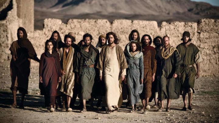 Jueves y Viernes Santo con cine bíblico en Telemadrid