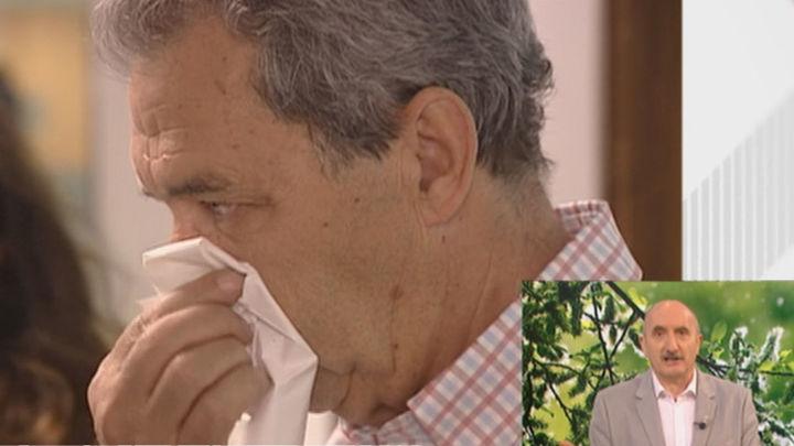 Covid y alergia, ¿hay casos más graves?